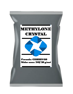 Methylone Crystal